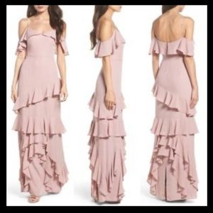 WAYF Blush Dress
